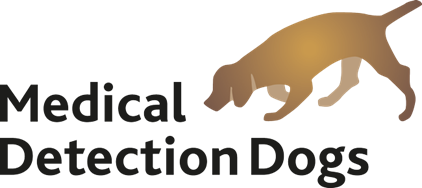 TCL Group and The Painting & Decorating Association attend a  Medical Detection Dogs demonstration day