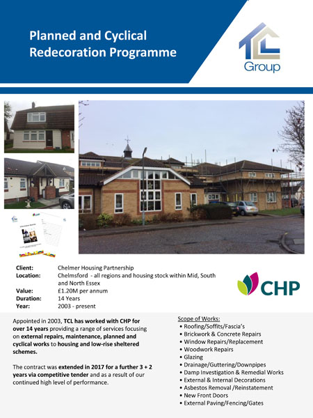 Chelmer Housing Partnership (CHP)